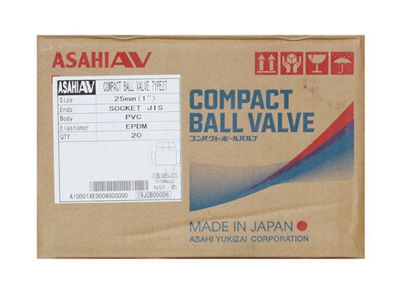 "AVTS25C 2 600x445 - 日本1""ASAHI牌UPVC灰色無牙波掣"